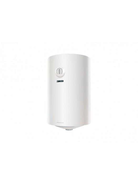 Электрический накопительный водонагреватель с эмалированным баком Zanussi серия Symphony HD