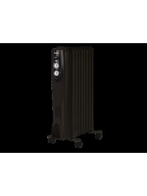 Масляный радиатор Ballu BOH/CL-09BRN серия CLASSIC BLACK