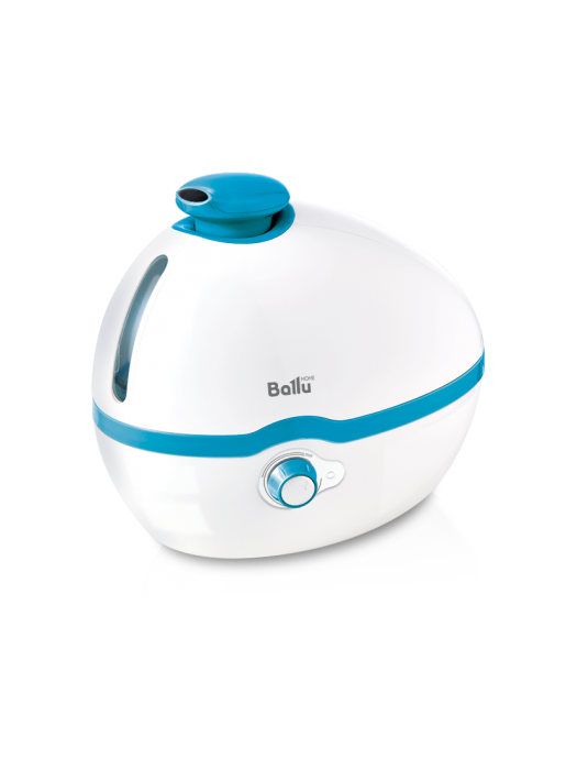 Ультразвуковой увлажнитель Ballu UHB-100 белый/голубой