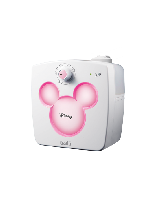 Ультразвуковой увлажнитель Ballu UHB-240 pink