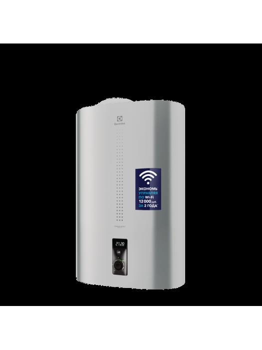 Электрический накопительный водонагреватель Electrolux EWH 80 серия Centurio IQ 2.0 Silver