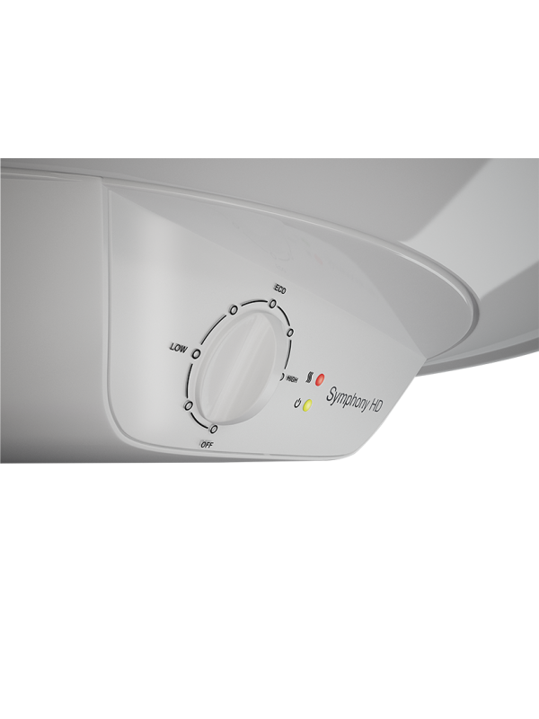 Электрический накопительный водонагреватель с эмалированным баком Zanussi ZWH/S 50 серия Symphony HD
