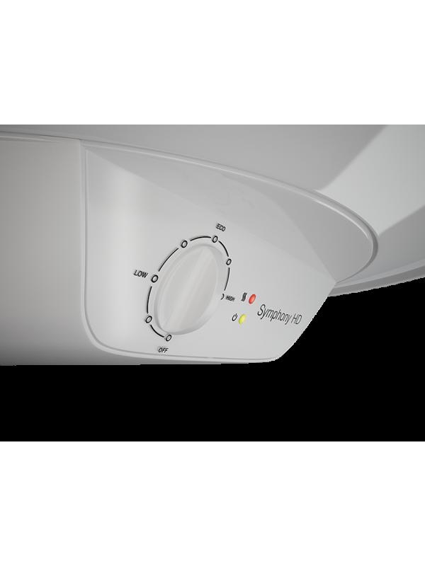 Электрический накопительный водонагреватель с эмалированным баком Zanussi ZWH/S 80 серия Symphony HD