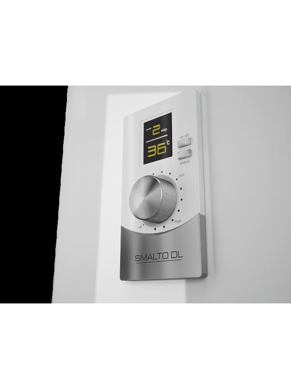 Электрический накопительный водонагреватель с эмалированным баком Zanussi ZWH/S 30 серия Smalto DL