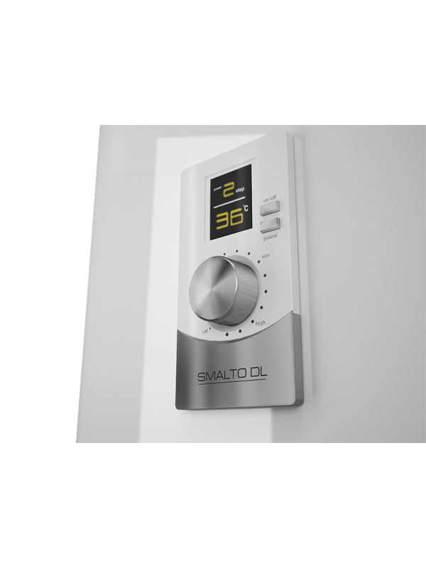 Электрический накопительный водонагреватель с эмалированным баком Zanussi ZWH/S 50 серия Smalto DL