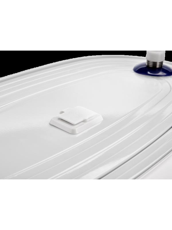 Электрический накопительный водонагреватель с баком из нержавеющей стали Zanussi ZWH/S 80 серия Splendore XP 2.0