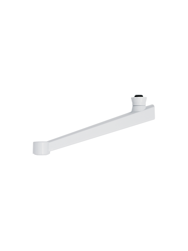 Проточный электрический водонагреватель Electrolux серия SMARTFIX 2.0 TS (3,5 kW) - душ+кран