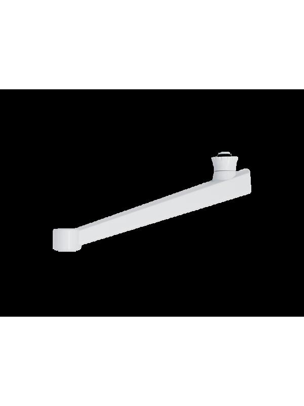 Проточный электрический водонагреватель Electrolux серия SMARTFIX 2.0 TS (6,5 kW) - душ+кран