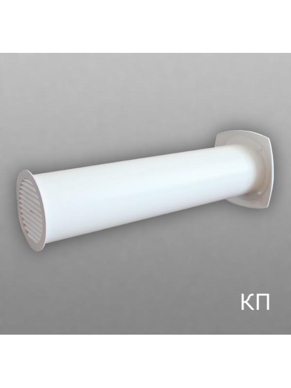 12,5КП1 Клапан приточный D125 (толщина стены до 1м)