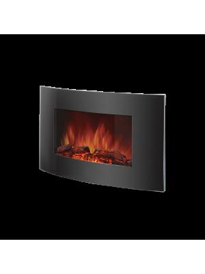 Настенный камин  Electrolux    EFP/W - 1200URLS черный