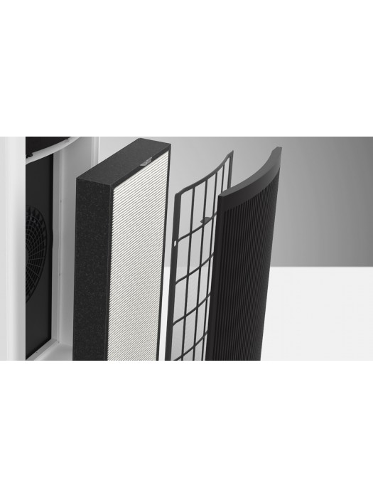HEPA-фильтр   угольный фильтр /HEPA filter Active carbon filter/ 2 шт. BONECO A702 Hepa filter