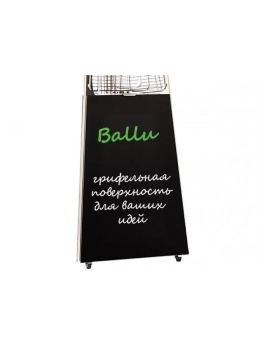 Рекламная поверхность Ballu для уличных газовых инфракрасных обогревателей серии Flame, Glace